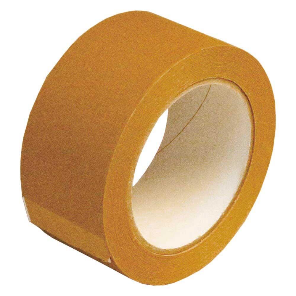 36 Rollen 50mm x 50m Papierklebeband Papier Klebeband Bio Packband braun